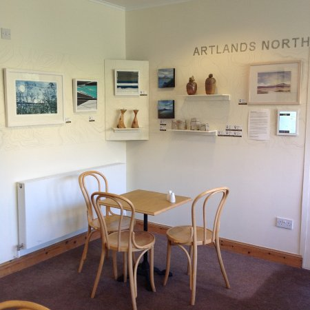 Helmsdale, UK: Artlands North