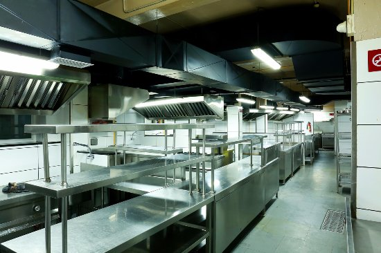 MAIN KITCHEN - Picture of Jubilee