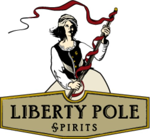 Washington, PA: Liberty Pole Spirits logo!
