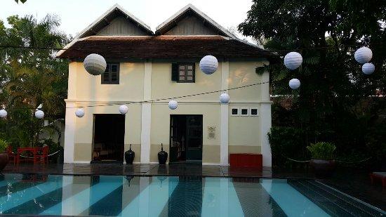 Villa Maly: Villa maly