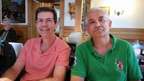 Restaurant Heimat : Ambiente agradável e boa comida