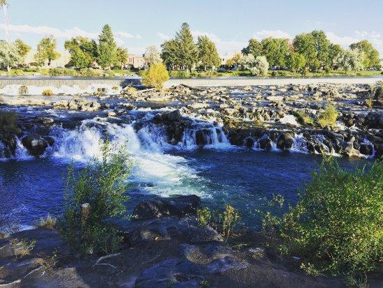 Idaho Falls, ID: Snake River Greenbelt