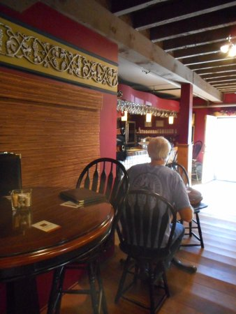 Saint Johnsbury, Vermont: The bar