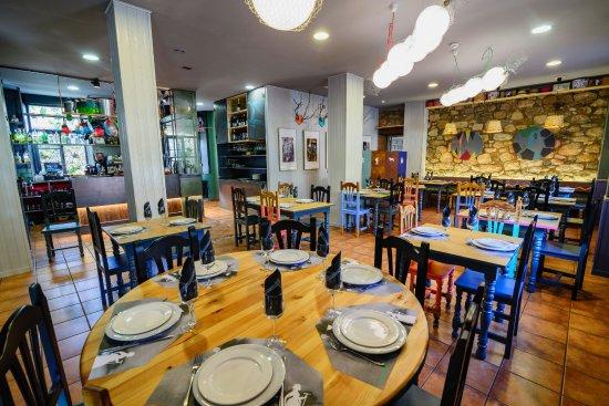 Comedor restaurante: fotografía de Restaurante Las Rocas ...