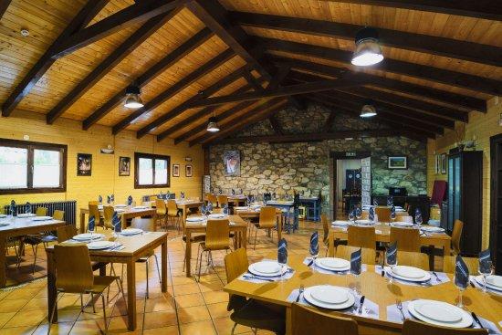 imagen Restaurante Las Rocas en Vegacervera