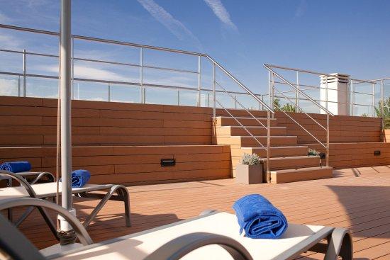 Globales Acis & Galatea Hotel: PIscina / Pool