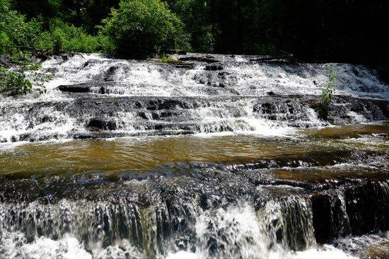 Long Creek, Carolina Selatan: LEVEL 2 OF THE FALLS
