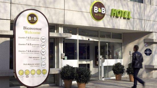 B b hotel paris malakoff parc des expositions updated for Parking parc des expositions paris