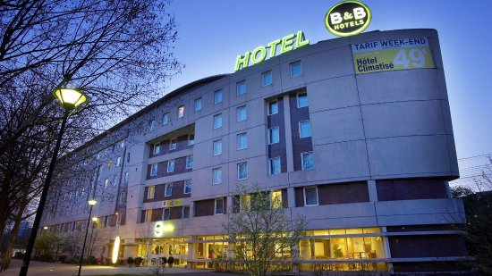Hotel B And B Proximite Disneyland Paris