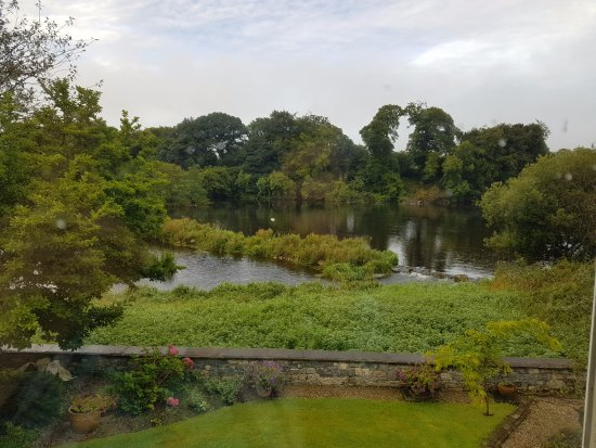 Castleconnell, Irlanda: View from one of the rooms