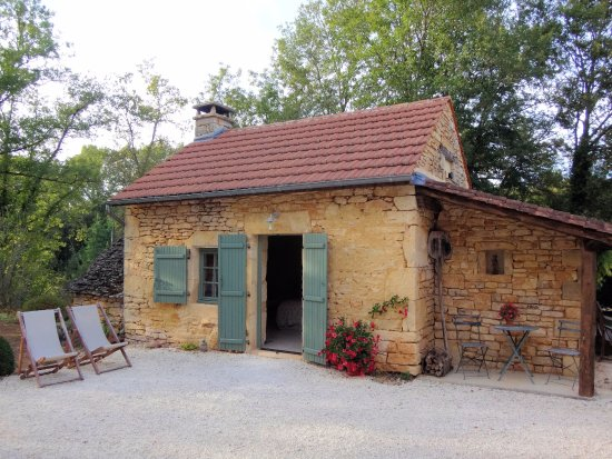 Sainte Nathalene, Frankrijk: chambre Tilleul, vue extérieure