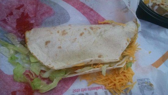 Frederick, MD: Soft taco