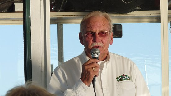 Breezy Point, MN: The Captain of the Breezy Belle was fun to listen to