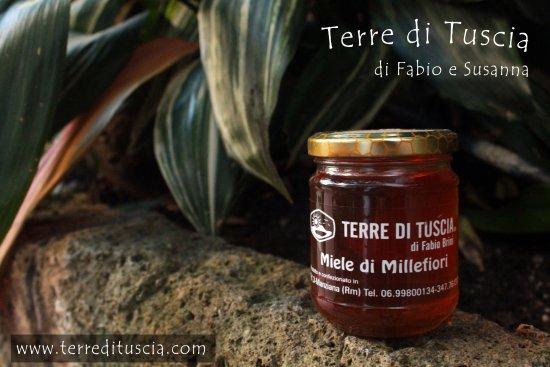 Manziana, Itália: Miele di Millefiori