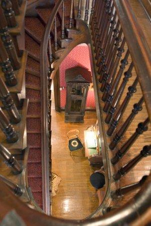 Terre Haute, IN: Grand Stairway