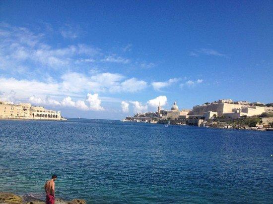 Та'Ксбиекс, Мальта: Stunning views!