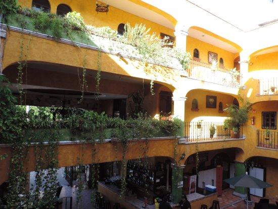 Hotel Hacienda del Caribe: Puesto de sol