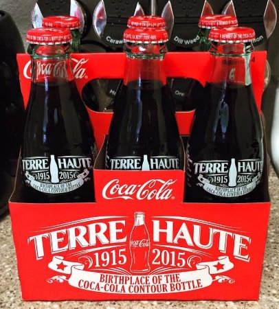 Terre Haute, IN: Birthplace of the Coca-Cola Bottle