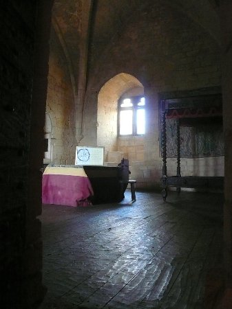 Chateau de Beynac: Richard the Lionheart's room