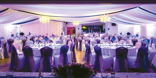 Wellingborough, UK: Our upstairs function room