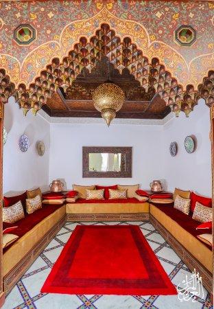 Ateliers de cuisine de la maison arabe marrakech ce qu for Atelier cuisine marrakech