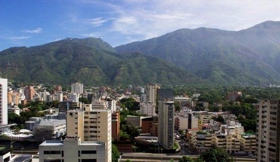 Hotel Caracas Cumberland: Vista