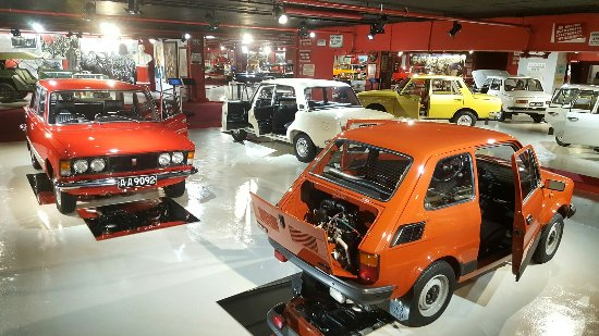 The Retro Museum In Varna