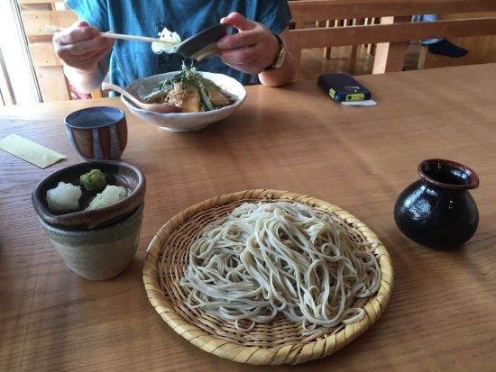 Asahi-machi, Japan: そば処 草の子