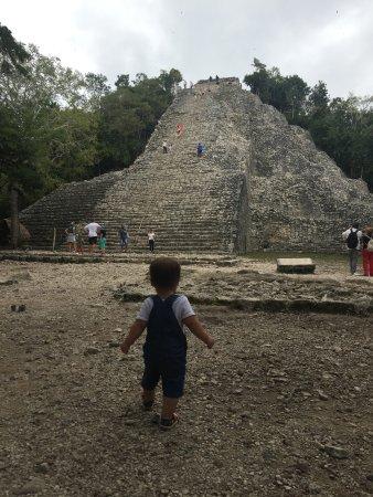 Coba Mayan Traditions: Bonito lugar