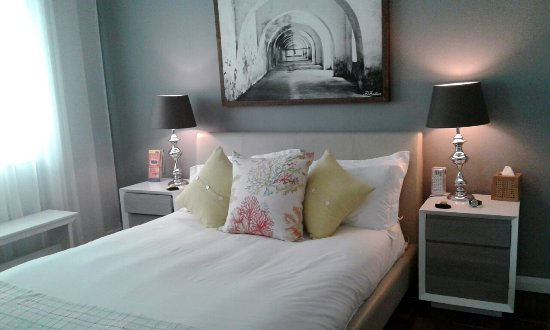Camps Bay, Zuid-Afrika: The bedroom