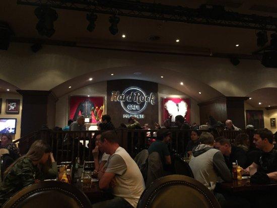 Hard Rock Cafe Munich: photo3.jpg