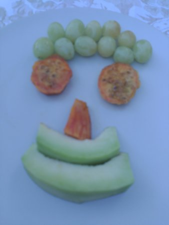 Almedinilla, Espanha: Carita sonriente de Buenos días