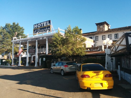 El Rancho Hotel & Motel Photo