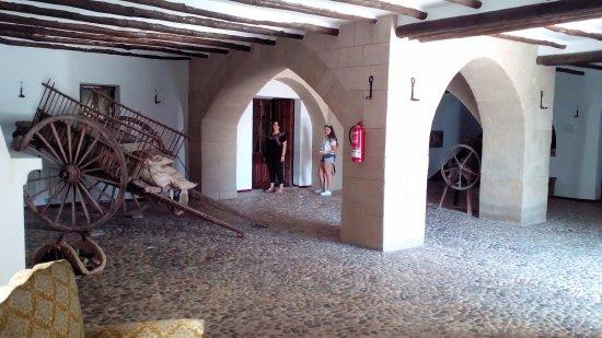 Almedinilla, Espanha: Entrada de la casa