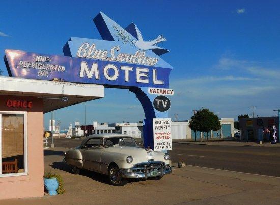 Blue Swallow Motel照片