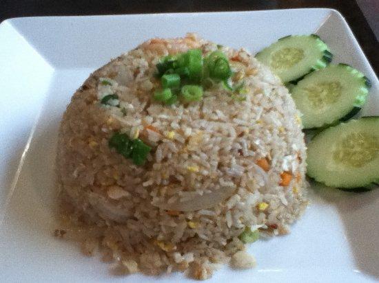 Silver Spring, MD: Shrimp Fried Rice