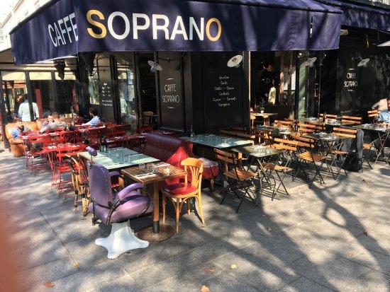 Cafe Sympa Rue Dupetit Thouars Paris