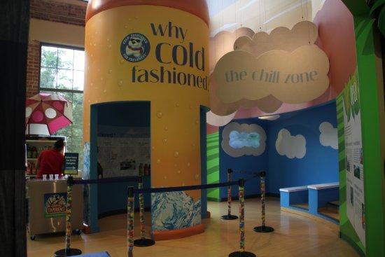 Columbia, Pennsylvanie : Turkey Hill Iced Tea Exhibit and Tasting Coiunter