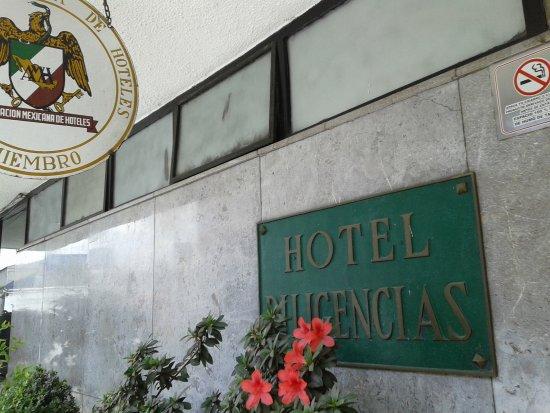 Hotel Diligencias: Hotel y alrededores