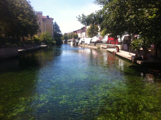 Provence, France: Isle sur la sorgue