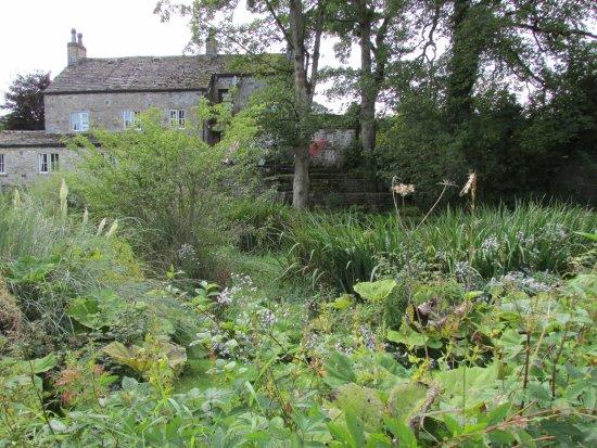 Bridge End Farm: B&B, part of the garden.