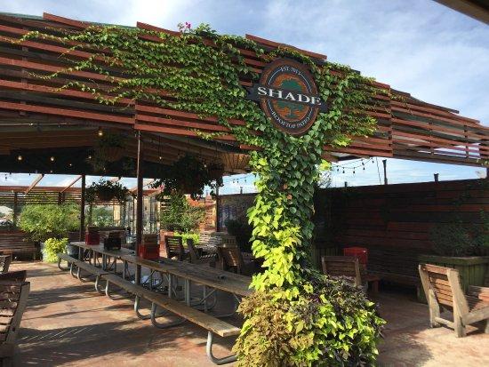 Shade Rooftop Patio Bar