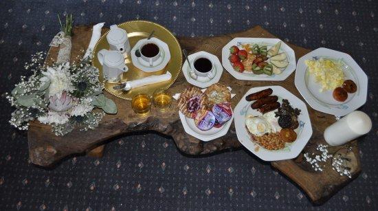 Rockhouse Restaurant: Bride & Groom's Breakfast