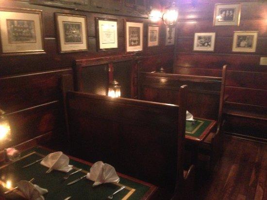 Martin's Tavern: The Dug Out