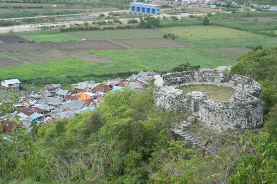 Otanaha Fortress