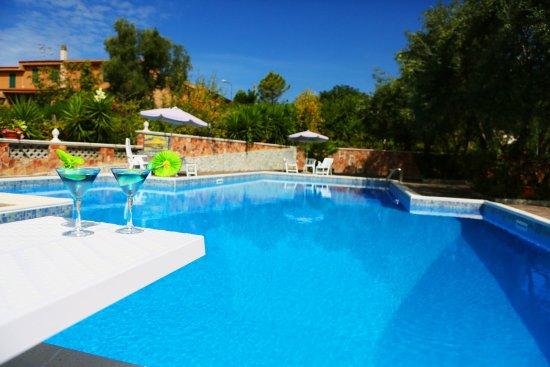 New Hotel Blu Eden: Particolare Piscina