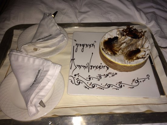 The Russelior Hotel & Spa: What a great surprise! Thank you the Russelior