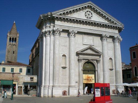 Campo San Barnaba: 1st