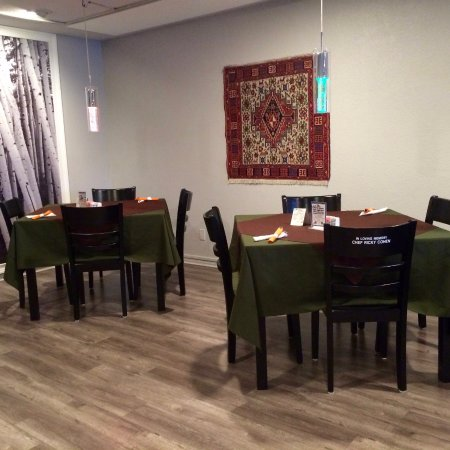 Cottonwood, Αριζόνα: Farside Bistro dining area
