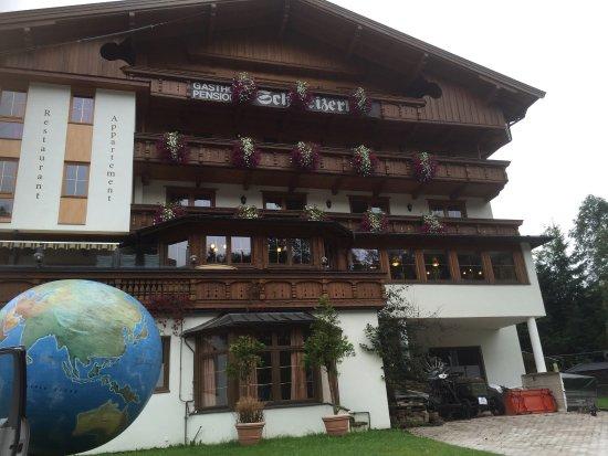 Wildschonau, Áustria: Gasthof Pension Schweizerhof